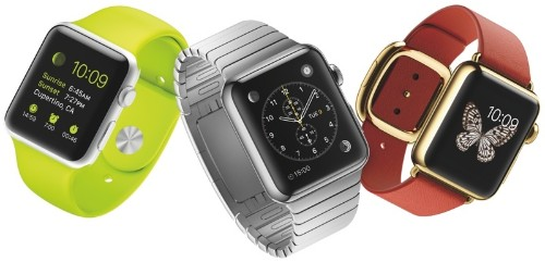 Apple Watch Chipmakers Said to Be Gearing Up Production