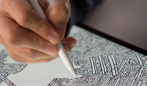 Tim Cook Comment Prompts Speculation iPhone 7 Will Support Apple Pencil