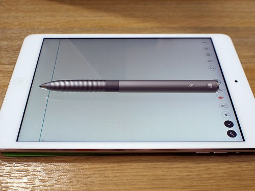 Stylus Review: Hands-On With the $75 Pen-Like Adonit Jot Script 2