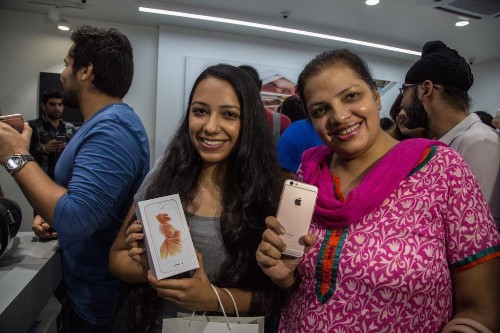 iPhone 6s Launches in India and 6 Other Countries, Coming to Thailand October 30