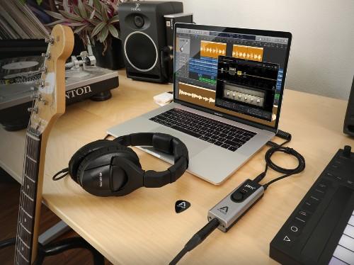 Apogee Launches $160 Jam+ for Studio-Grade Audio Recording on macOS and iOS