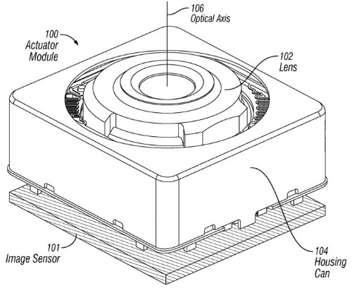 Apple Taps UK Engineer for New Optical Image Stabilization System for iOS Device Cameras
