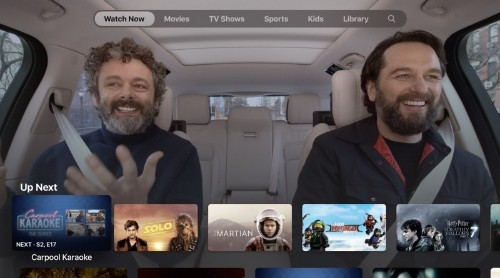 Apple Releases tvOS 12.3 With Updated TV App