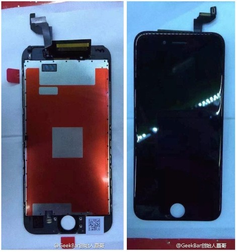 Claimed 'iPhone 6s' Display Assembly Revealed in New Photos