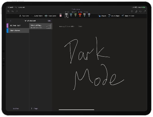 Microsoft Office Apps for iOS Gain Dark Mode Support