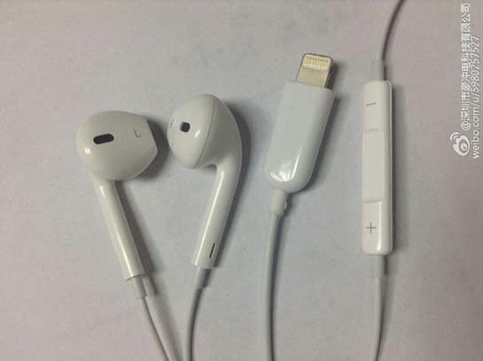 More Photos Show Off Alleged Lightning EarPods for iPhone 7 [Update: Fake]
