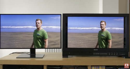 YouTuber Compares Pro Display XDR to $43K Sony Reference Monitor, Says It's a 'No Go' for Professional Colorists