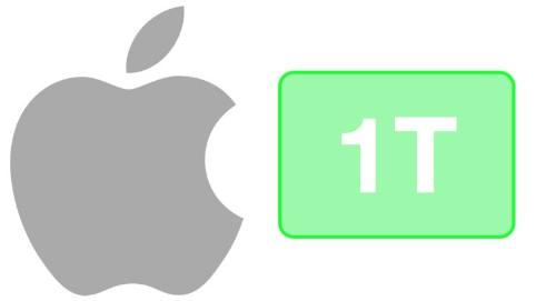 Apple is Officially a Trillion Dollar Company as Shares Cross $207 Mark