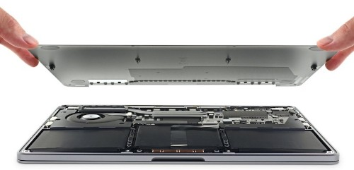 Base 2019 13-Inch MacBook Pro Teardown Reveals Larger Battery, Soldered-Down SSD, and Updated Keyboard...