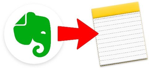How to Migrate Your Notes From Evernote to Apple Notes