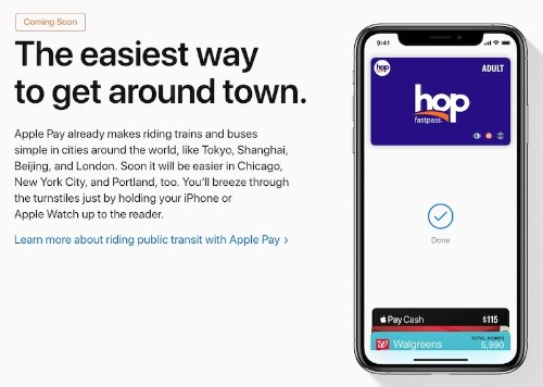 Apple Pay for Transit: Now Accepted in Singapore, NYC Testing Soon, Chicago and Portland to Integrate Fare...