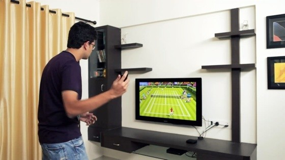 Wii-Style iPhone Game 'Motion Tennis' Hits the App Store