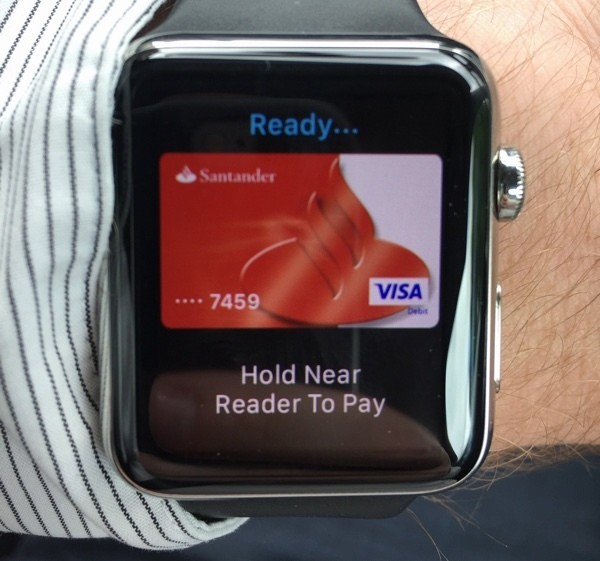Banks in the U.K. Gearing Up for Apple Pay Launch as Santander Allows Customers to Register Cards