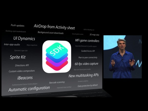 Upcoming iOS 7 APIs: Gaming Improvements, Multitasking Support, AirDrop, and More
