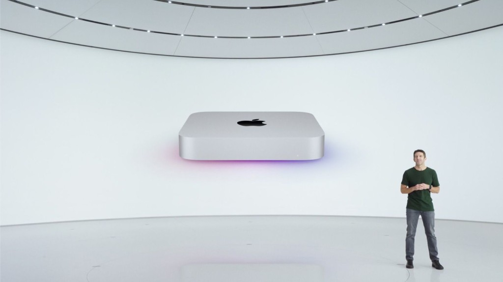 Apple Unveils New Mac Mini Powered By M1 Apple Silicon
