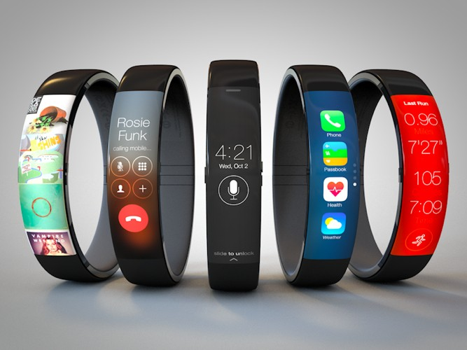 LG Again Rumored to be Sole Supplier of Flexible Displays for iWatch