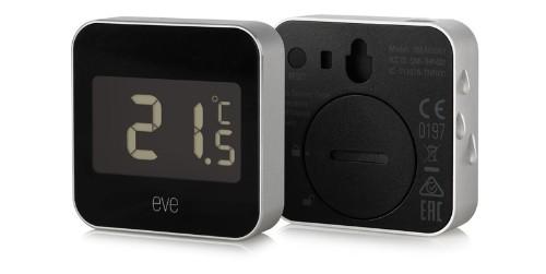 Elgato Debuts New 'Eve Degree' HomeKit-Connected Temperature Monitor