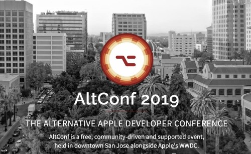 AltConf 2019 Offers San Jose Alternative for Developers Unable to Attend WWDC, Plus Satellite Events for...