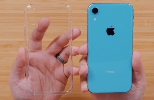 Hands-On With the iPhone XR Clear Case From Apple