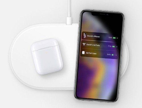 New AirPower Image With iPhone XS Appears on Apple's Website