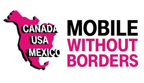 T-Mobile Now Offers Unlimited Talk, Text and 4G LTE Data in Canada and Mexico at No Additional Charge