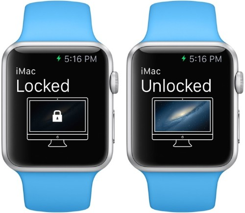 'Knock' Aims to Let You Unlock Your Mac With Your Apple Watch