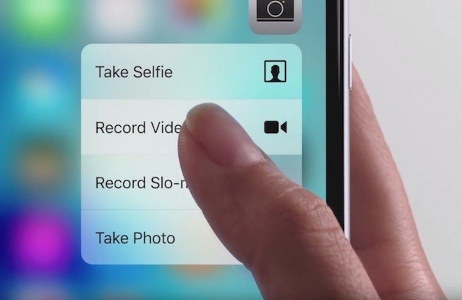 Apple Expected to Remove 3D Touch From All 2019 iPhones in Favor of Haptic Touch