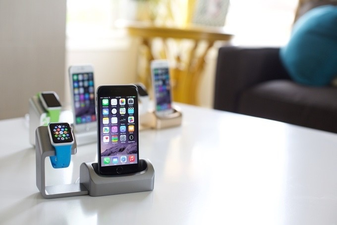 Win a Duet Apple Watch and iPhone Dock From Antsy Labs