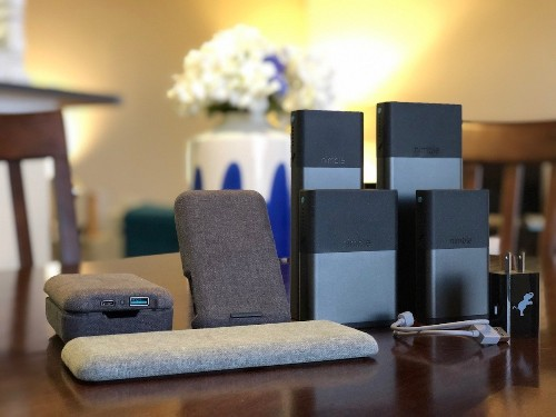 Review: Nimble's Wireless and Portable Chargers are Reliable and Beautifully Designed