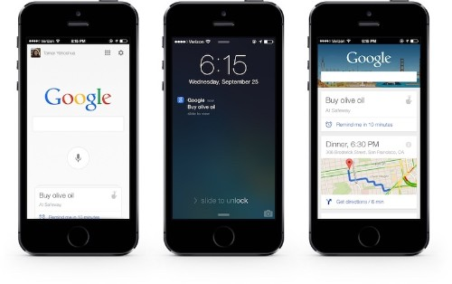 Google for iOS Gains Accelerated Mobile Pages Support