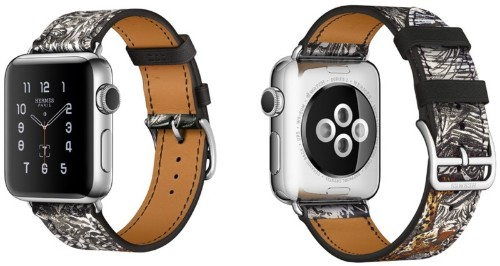 Hermès Boutiques Selling Exclusive Apple Watch Band Starting November 24