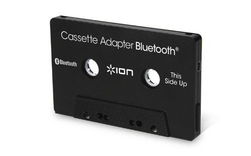 CES 2014: Ion Audio Introduces Bluetooth Cassette Adapter to Upgrade Older Stereos