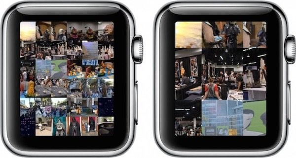 How to View Photos on Apple Watch