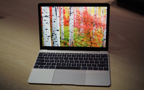 First Impressions of New 12-Inch MacBook: Ridiculously Light, but Thin Keys and Trackpad Take Getting Used To