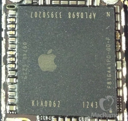 A7 Processor to Be 31% Faster and 64-Bit, iPhone 5S to Support Motion Tracking?