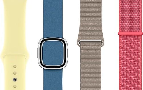 Apple Watch Bands Begin Selling Out Ahead of Probable Spring 2019 Refresh