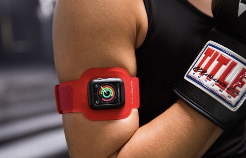 CES 2017: Twelve South Debuts ActionSleeve Armband for Apple Watch