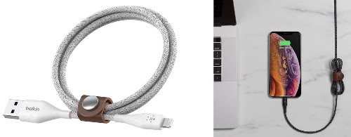 Belkin Launches New Collection of Durable Lightning, USB-A, and USB-C 'Boost Charge' Cables