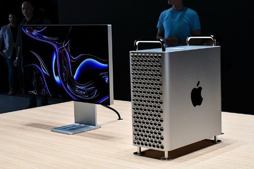 Apple Envisioned New Mac Pro's 'Cheese Grater' Design Years Ago