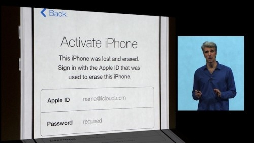 iOS 7's 'Activation Lock' Delivers Cautious Optimism to Officials Concerned Over Mobile Device Thefts