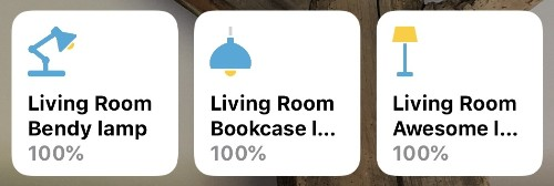How to Change HomeKit Accessory Icons in the Home App