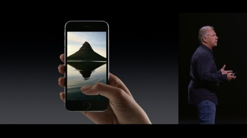 Apple Introduces Moving 'Live Photos' for iPhone 6s and iPhone 6s Plus