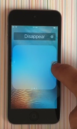 How to Hide Default Apps on iOS 9 Using Limited Trick