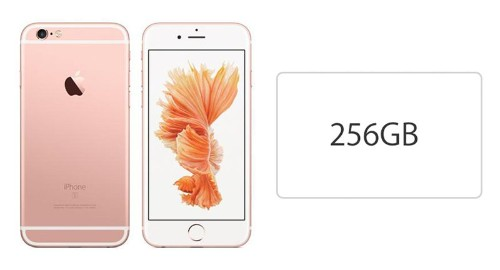 256GB Storage Rumor Gaining Steam as iPhone 7 Launch Approaches