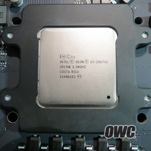 Mac Pro CPU Upgradeability Confirmed With Processor Swap