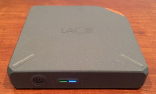 LaCie Fuel Offers 1 TB Wireless Storage with Hotspot Sharing for iOS Devices and Macs