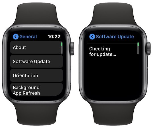 Apple Watch Gets Over-the-Air Software Update Mechanism, But iPhone Still Required For Now