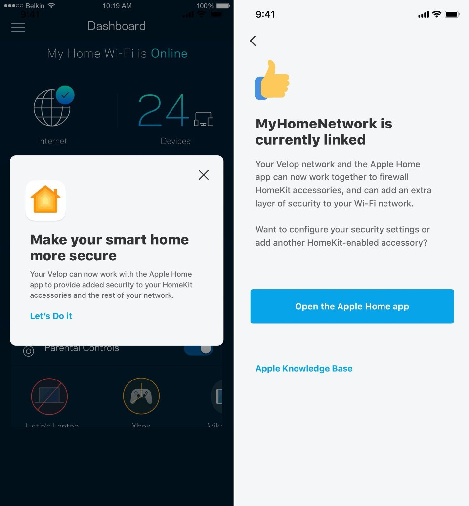 Linksys Tri-Band Velop Routers Gain HomeKit Support