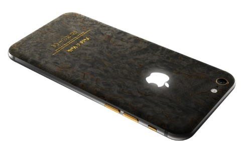 Feld & Volk Expanding Luxury iPhone 6 Lineup With Carbon, Titanium, Sapphire, and More
