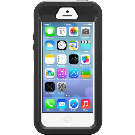 New Otterbox Cases for iPhone 5s Will Work With Touch ID